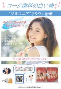 【#お花茶屋】コージ歯科-保険適用の白い歯-03